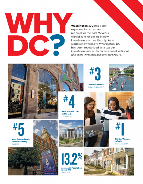 Why DC?
