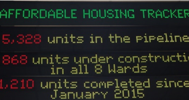 DMPED Affordable Housing Tracker