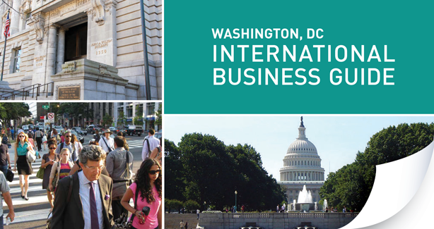 Washington, DC International Business Guide cover photo