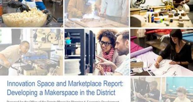 Innovation Space and Marketplace Report