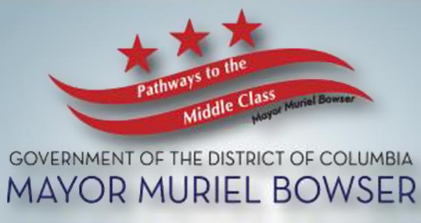 Pathways to the Middle Class DC Mayor Muriel Bowser