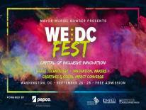 CFAE at WeDC Fest