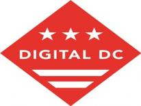 Digital DC red logo
