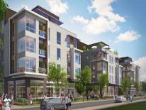 A rendering of Park View Community Partners' Park Morton development.
